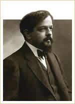 Claude Debussy c.1908